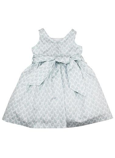 Karamela Elbise Beyaz